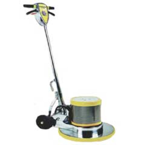 Mercury CleanMaster TS19 floor buffer scrubber dual speed machine 19 inch 175 or 300 rpm 1.5 hp dc electric