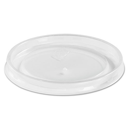 Lid for paper food containers vented plastic lid for 8oz to 16oz tall sizes case of 1000 lids huhtamaki huh89107
