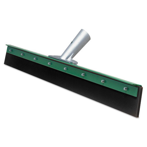 Unger ungfp75 floor squeegee 30 inch hard rubber blades aquadozer straight heavy duty fp75