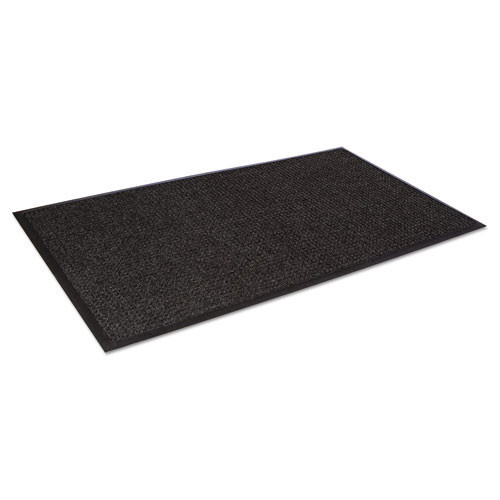 Door mat super soaker indoor wiper scraper mat charcoal 3x10 replaces cross310cha Crown cwnssr310ch