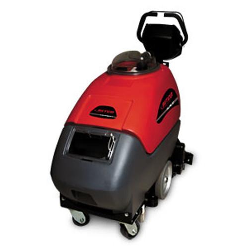 Betco E8730300 Fiberpro 20 gallon self contained carpet extractor traction drive