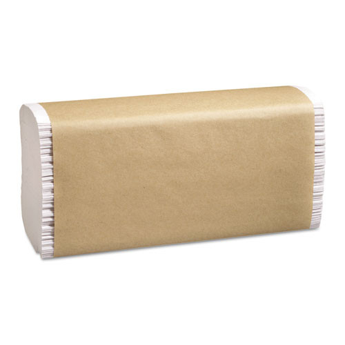 Marcal MRCP200B folded paper towels 9.25x9.5 multi fold white 250 pack 16 carton