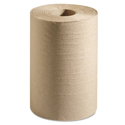 Marcal MRCP720N hardwound roll paper towels 7 .875x350 ft natural 12 rolls per carton