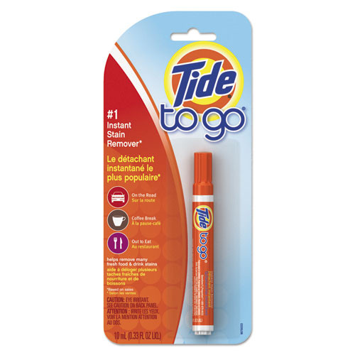 Tide PGC01870CT to go stain remover pen .338 oz pen 6 carton