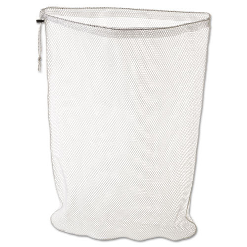 Rubbermaid RCPU210 laundry net 24wx24dx36h synthetic fabric white
