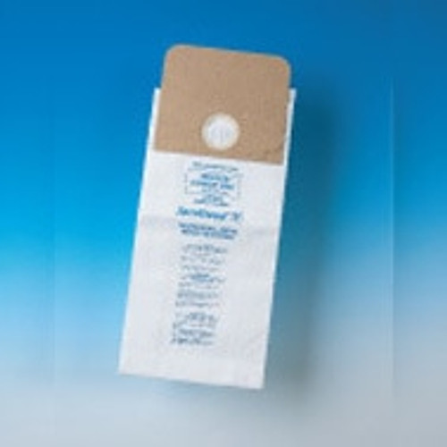 Nilfisk NF56704409 paper bag package of 8 plus 2 filters for Clarke Viper and Advance machines
