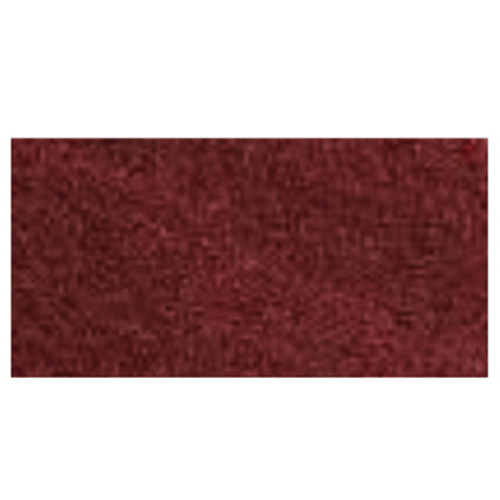 Maroon Strip Floor Pads 14x28 inch rectangle standard speed