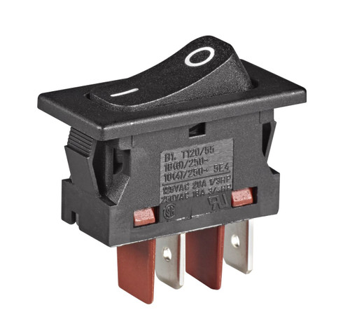 Electrolux 28073A Sanitaire rocker switch 2 way for SC5845 vacuum cleaner