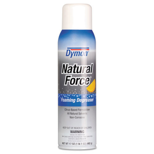 Natural force degreaser foaming aerosol 20 oz 12 per case replaces dym36120 itw36120