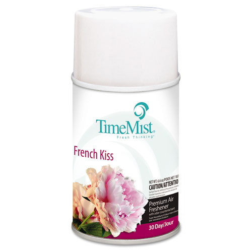 Timemist air freshener refills french kiss case of 12 replaces tms4709 and TMS334709TMCT TMS1042824