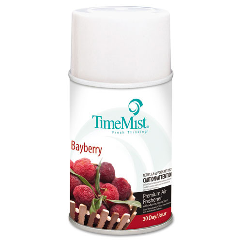 Timemist air freshener refills bayberry case of 12 replaces tms2521 and TMS332521TMCT TMS1042705