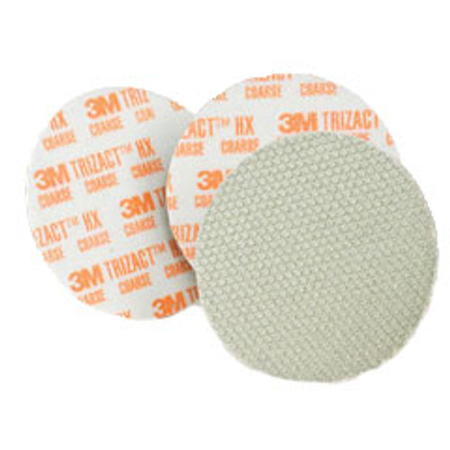 3M 27620 Trizact Diamond HX Discs gold coarse grit 3 inch for polishing concrete or stone box of 8 discs 276203MBX8 gw