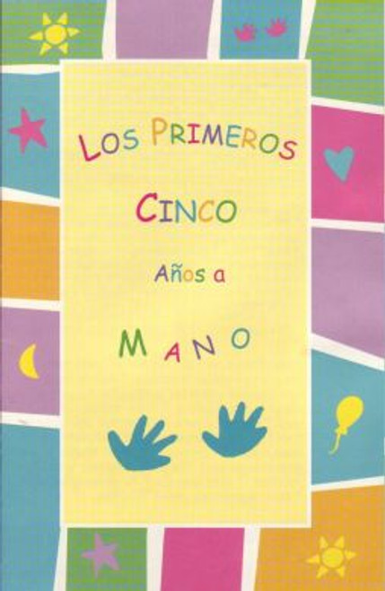 First Five Years At Your Fingertips in Spanish