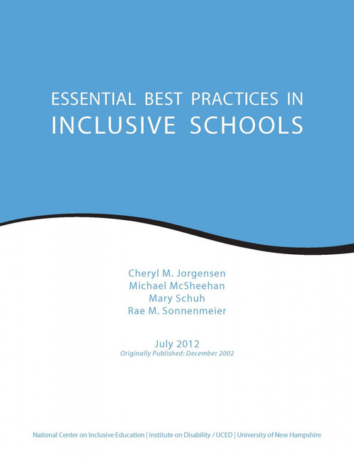 Essential Best Practices in Inclusive Schools
