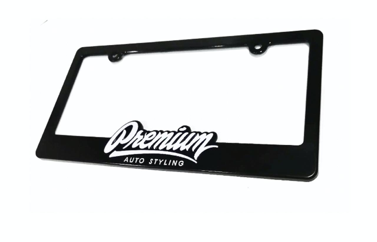 Premium License Plate Frame - Premium Auto Styling