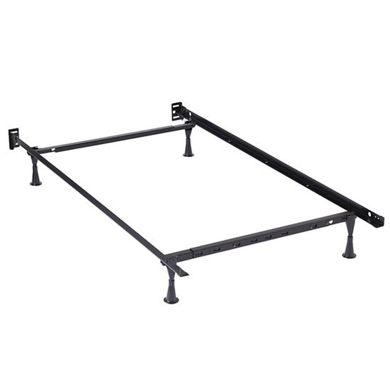 Twin Queen Metal Bed Frame