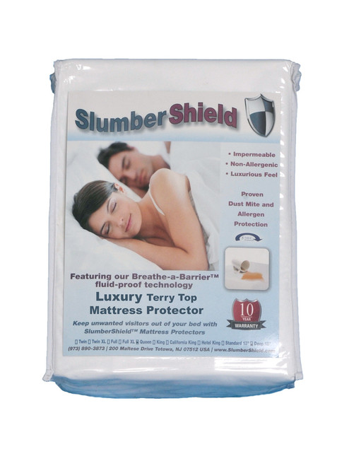 Luxury Terry Top Mattress Protector