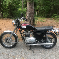Classic British Motorcycles For Sale - ​1979 Triumph T140 750cc Restored