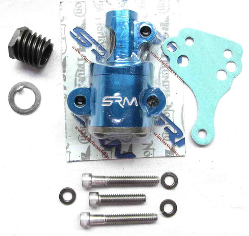 OUT OF STOCK AT THIS TIME BSA  A7 / A10 HIGH DELIVERY OIL PUMP KIT  PART #SRM-42-0115
