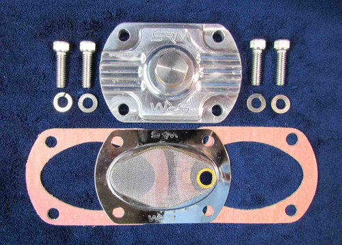 PRE UNIT TRIUMPH 500/650 SUMP FILTER KIT ASSEMBLY  SRM-SF4