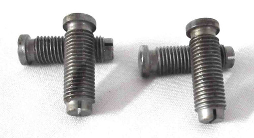 TRIUMPH T120 / T140 THROUGH 1977 MUSHROOM TAPPET ADJUSTERS