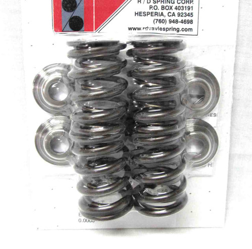 TRIUMPH TOP QUALITY VALVE SPRINGS TITANIUM COLLARS