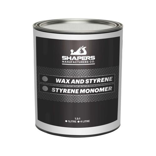 Wax In Styrene