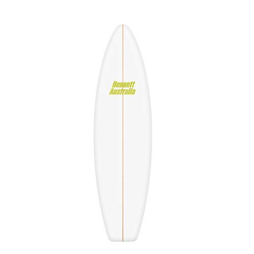 6'7 Shortboard Blank Dion Chemicals