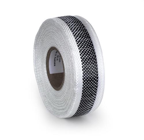 Uni Carbon Fibre Tape: 22mm