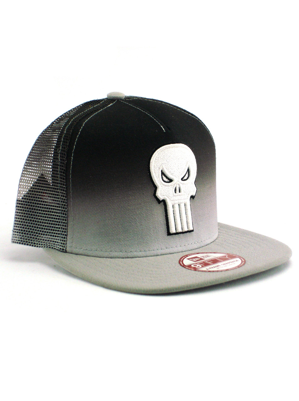 New Era Punisher Color-Fade 9fifty A-Frame Mesh Snapback | Boondock ...