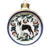 Boston Terrier Ornament - handmade by shepherds-grove.com