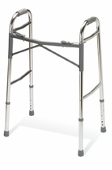 Guardian Extra-Duty Folding Walker, 400lb. Cap.