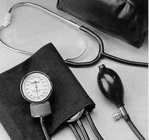 Omron 104 Home Blood Pressure Kit Self-Taking with Astro Cuff