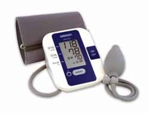 Omron HEM-432CN Manual Inflation Blood Pressure Monitor