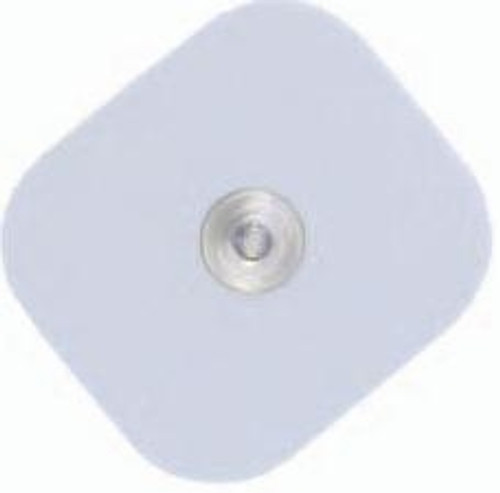 Softy Stimulating Electrodes 1.675 in. x 1.75 in. Square Snap Connector - 40/pk