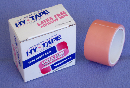 "Hy-Tape - The Original Pink Tape - 1.5"" X 5 Yards"