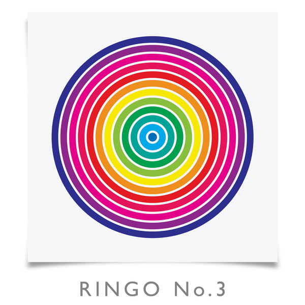 Ringo! No.3 print by Dig The Earth