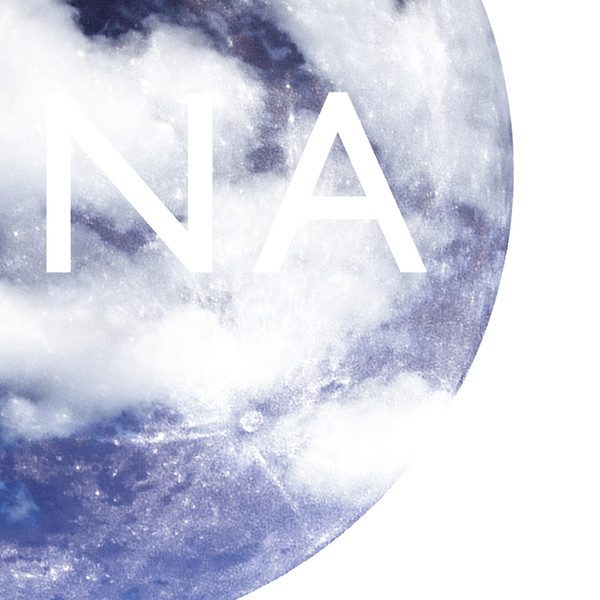 Luna Clouds print (detail) by Dig The Earth