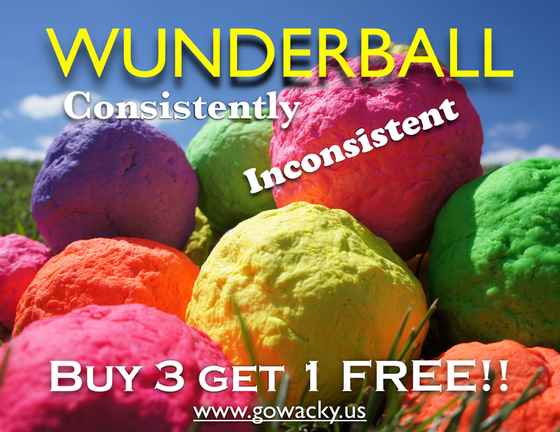 Wunderball Is a Safer Alternative to Tennis Balls That Dogs Love