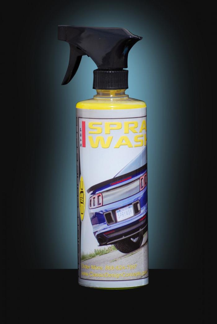 Classic Spray Wash