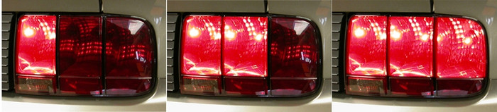 Mustang Sequential Taillights (2005-09)