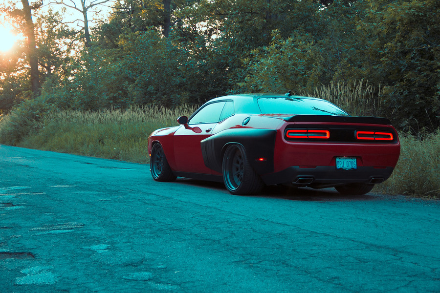 Challenger Widebody Package (2008-Current)