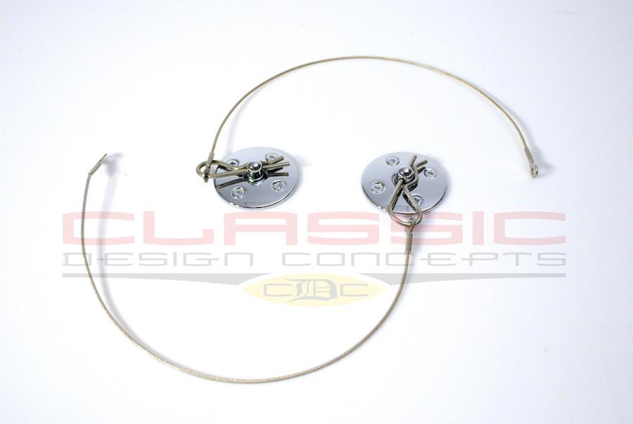 Hood Pin Appearance Kit