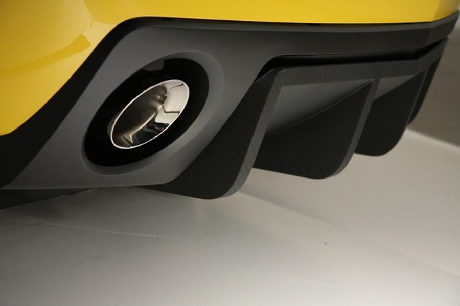 """Camaro """"Havoc"""" Rear Diffuser (2010-13)"""