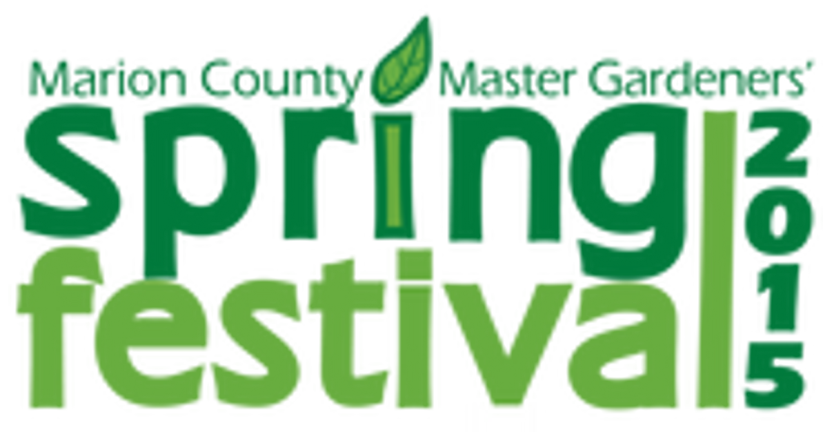 Visit Us at the Master Gardener's Spring Festival