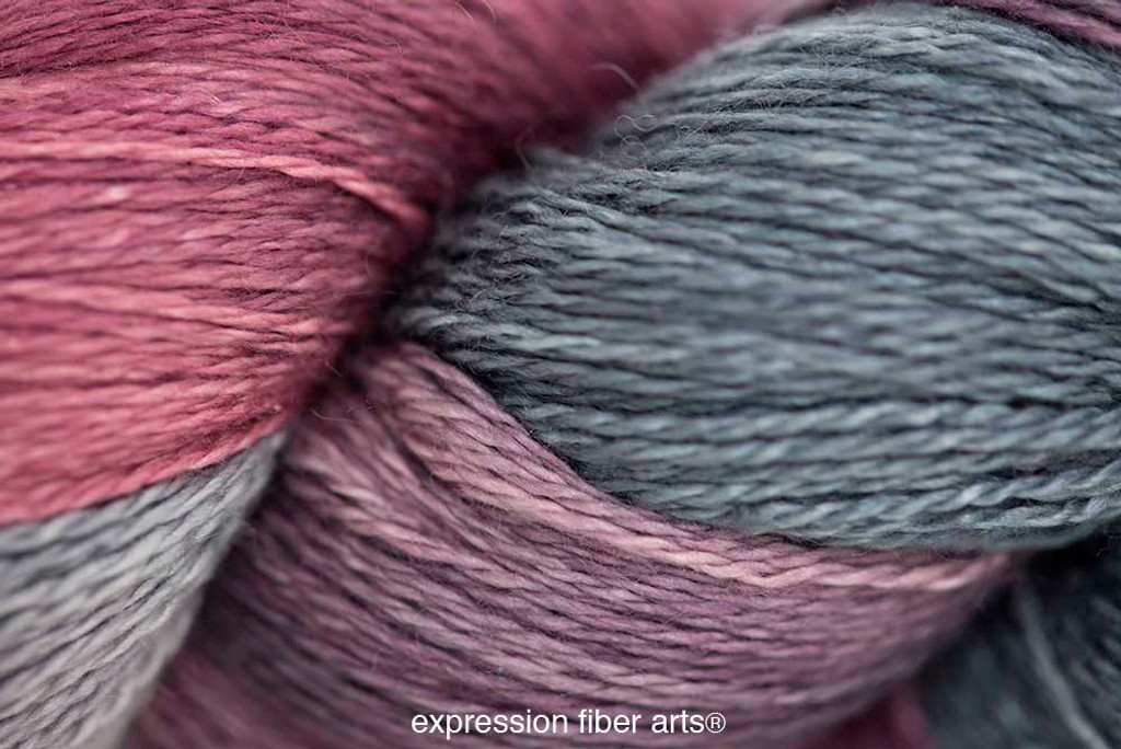ICY ROSE YAK SILK LACE