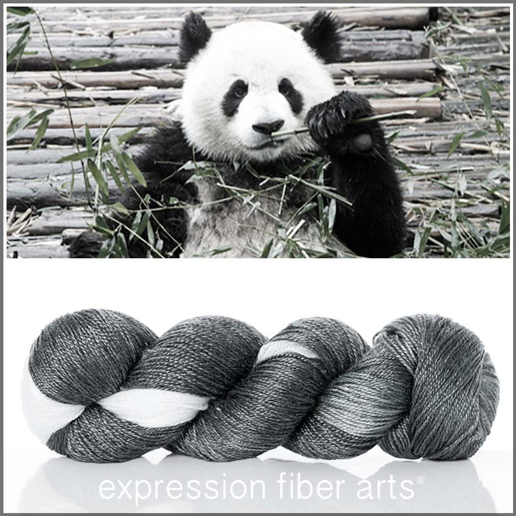 PANDA 'LUSTER' SUPERWASH MERINO TENCEL SPORT
