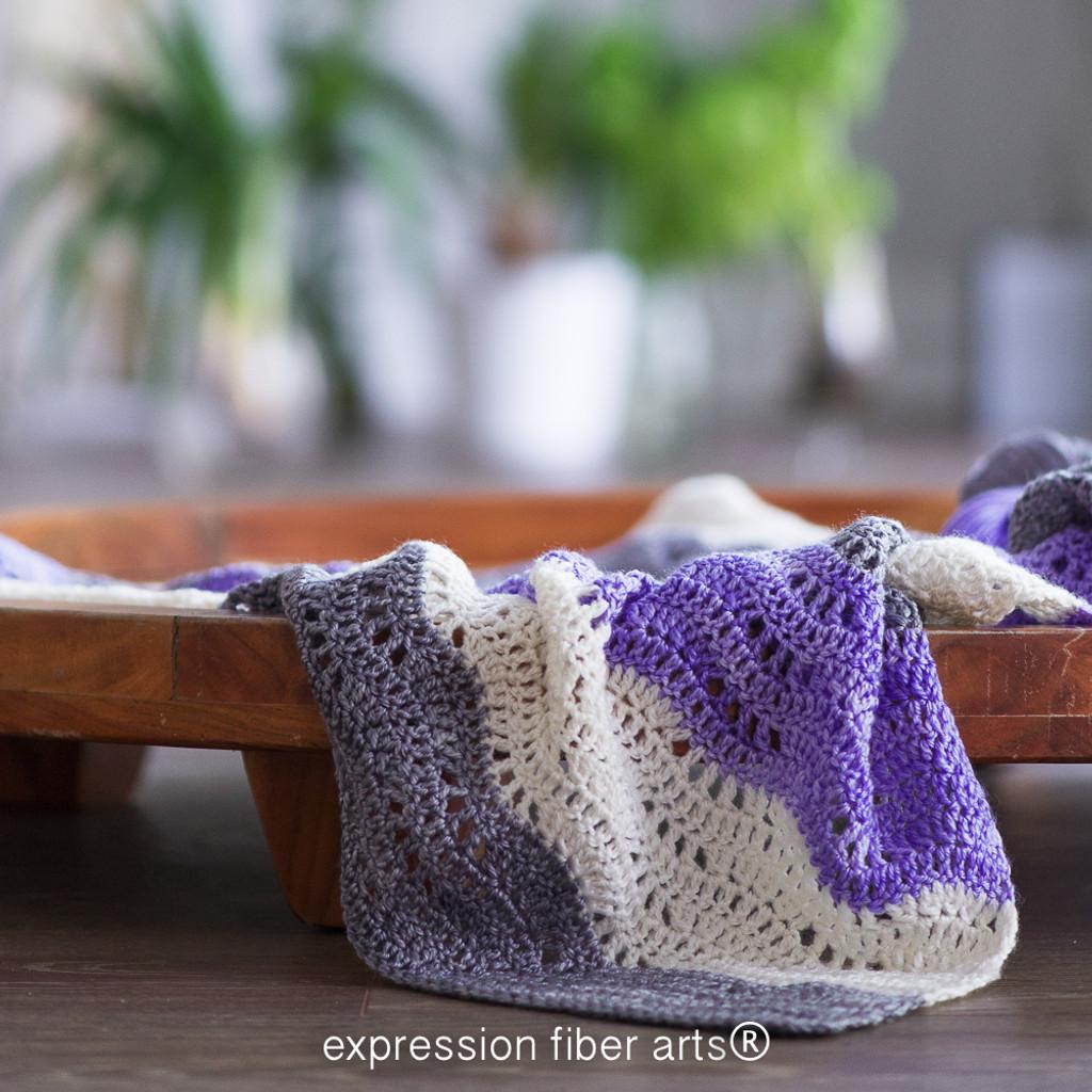 Destiny Crochet Baby Blanket