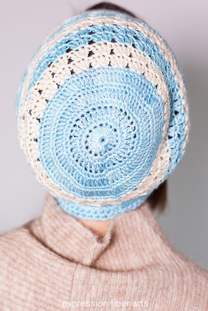 Winter Wonderland Crochet Hat Pattern