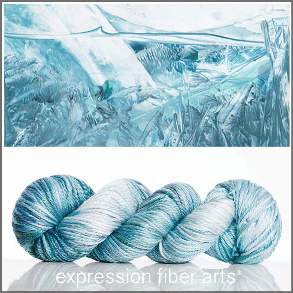 ICE 'LUSTER' WORSTED